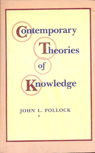 9780091729318: Contemporary Theories of Knowledge