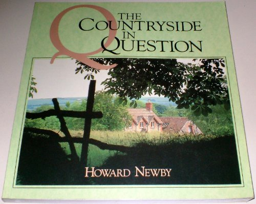 9780091729455: The Countryside in Question