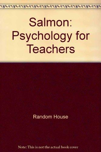 9780091729509: Psychology for Teachers: An Alternative Approach