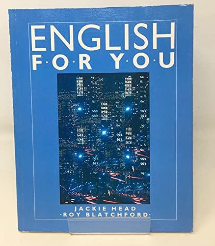 9780091729592: English for You