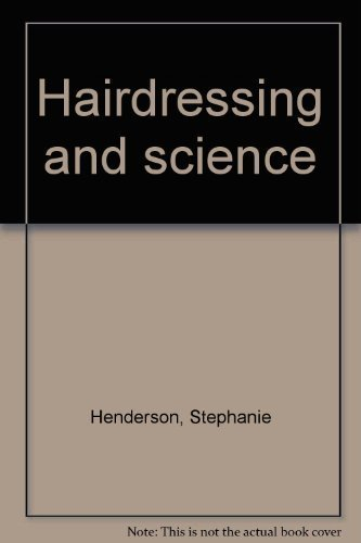 9780091729981: Hairdressing and science