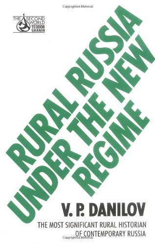 9780091730079: Rural Russia Under the New Regime (Second World)