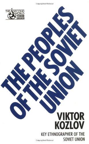9780091730338 - Victor Ivanovich Kozlov: Peoples of the Soviet Union (Second World) - Книга