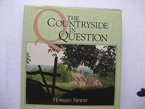 9780091731045: Countryside In Question Cl