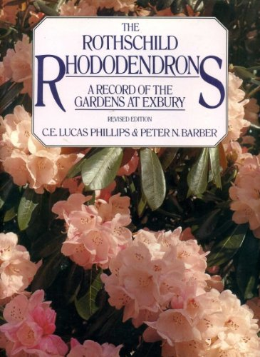 9780091734688: The Rothschild Rhododendrons: Record of the Gardens at Exbury