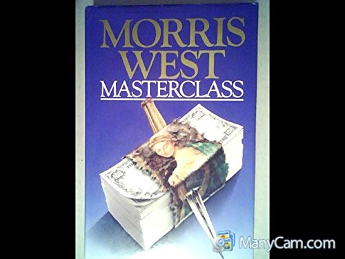 Masterclass (0091736579) by Morris West