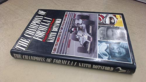 9780091736941: The Champions of Formula 1
