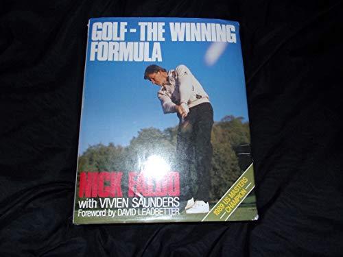 9780091736996: Golf: The Winning Formula