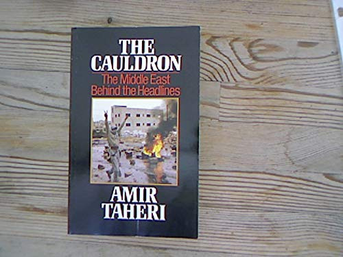 9780091737290: The Cauldron: The Middle East Behind the Headlines
