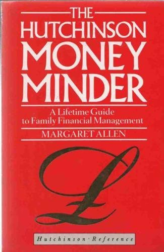 The Hutchinson Money Minder (Hutchinson reference) (0091737311) by Margaret Allen