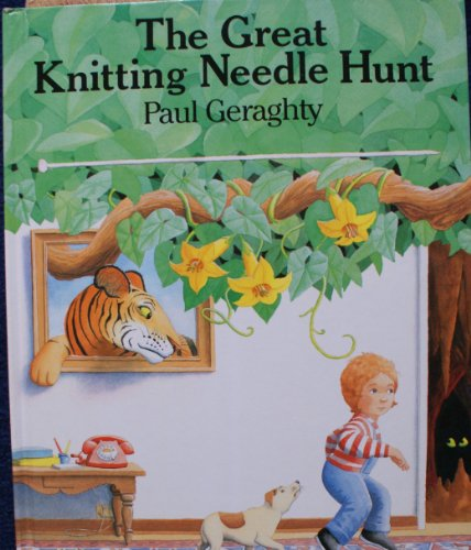 9780091737498: The Great Knitting Needle Hunt
