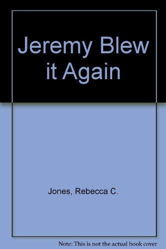 9780091737894: Jeremy Blew It Again