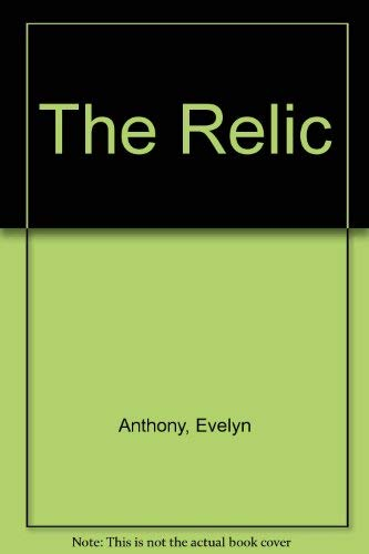 9780091738198: The relic