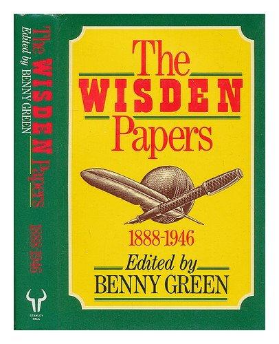 9780091738259: Wisden Papers 1946