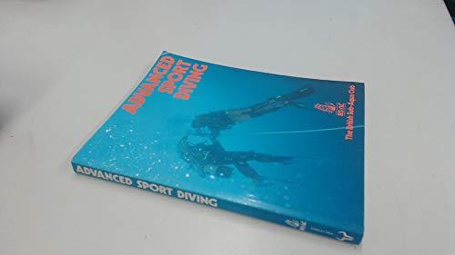 9780091738280: Advanced Sport Diving