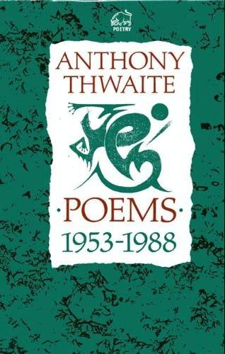 9780091738990: Poems 1953-88 (Hutchinson poets)