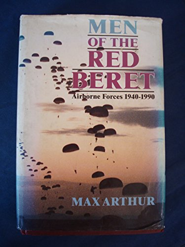 9780091739317: Men of the Red Beret: Airbourne Forces 1940 - 1990