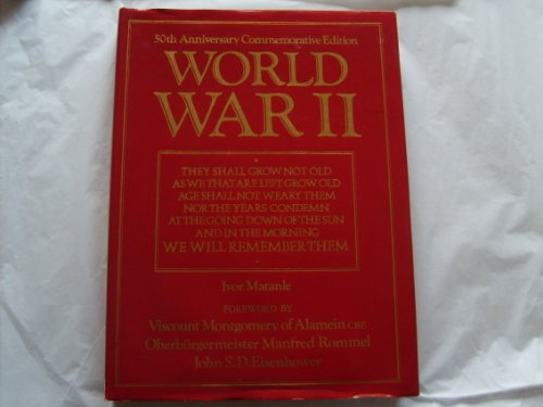 9780091739539: World War II: A Concise Illustrated History
