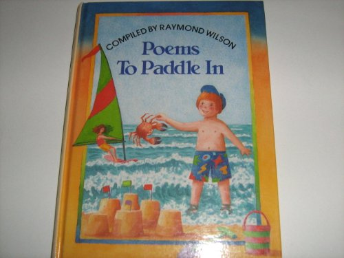 9780091739638: Poems to Paddle in