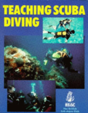 9780091740085: TEACHING SCUBA DIVING
