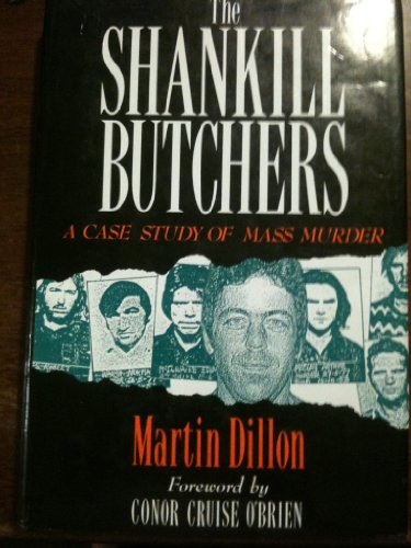 9780091740443: Shankhill Butchers: A Case Study of Mass Murder
