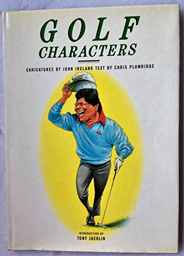 9780091740474: Golf Characters