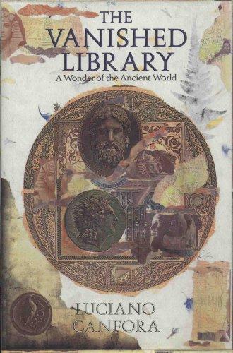 9780091740498: The Vanished Library (Radius Books)