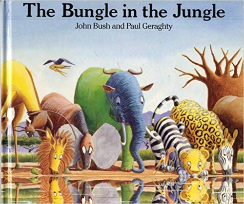 9780091740566: Bungle In The Jungle