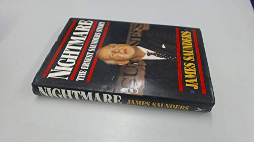 9780091741013: Nightmare: The Ernest Saunders Story (Inscribed copy)
