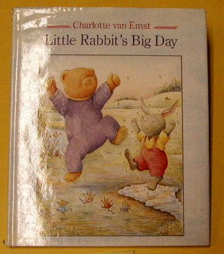 9780091741075: Little Rabbit's Big Day