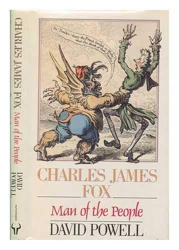 9780091741884: Charles James Fox: Man of the People (Radius Books)