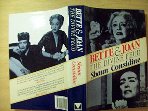 9780091741921: Bette & Joan The Divine Feud