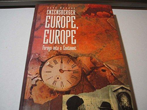 9780091742225: Europe Europe (Radius Books)