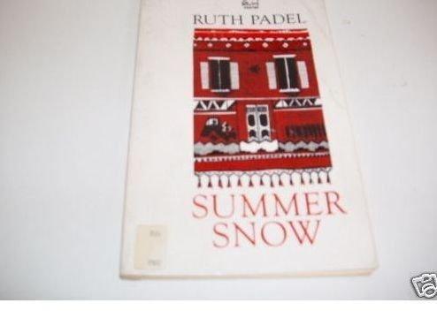 9780091742850: Summer Snow