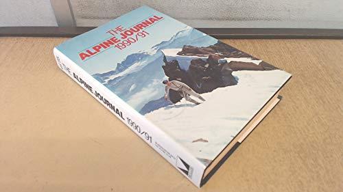 9780091743185: The Alpine Journal 1990