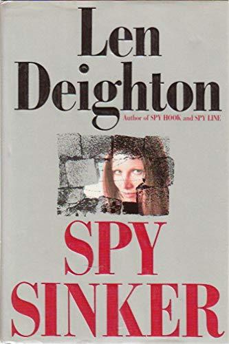 9780091743208: Spy Sinker