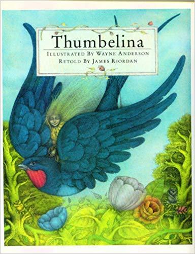 9780091743291: Thumbelina