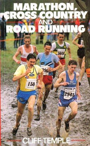 9780091743314: Marathon, Cross Country and Road Running