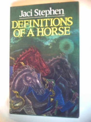 9780091744250: Definitions of a Horse