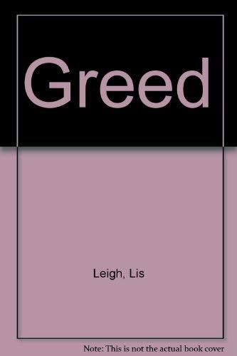 9780091744533: Greed