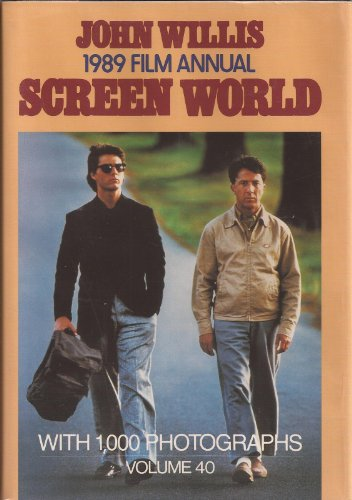 9780091744892: Screen World 1989 Film Annual Vol 40