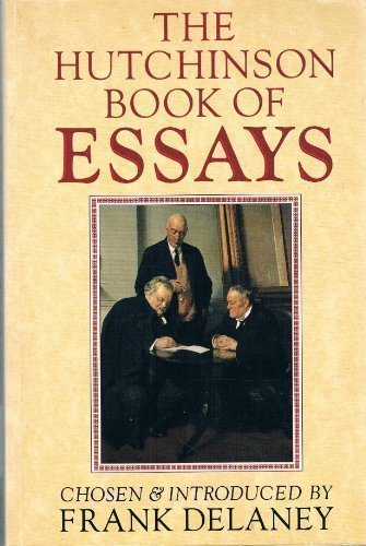 9780091745509: The Hutchinson Book of Essays