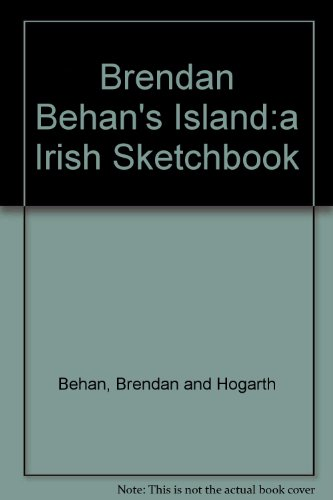 9780091745639: Brendan Behan's Island:a Irish Sketchbook