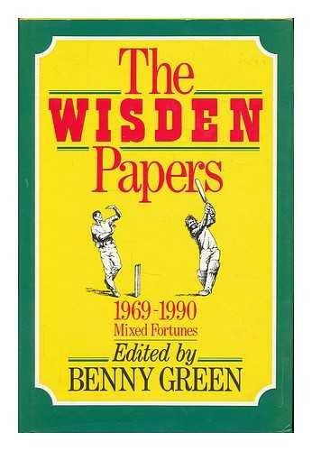 9780091746025: The Wisden Papers 1969-90