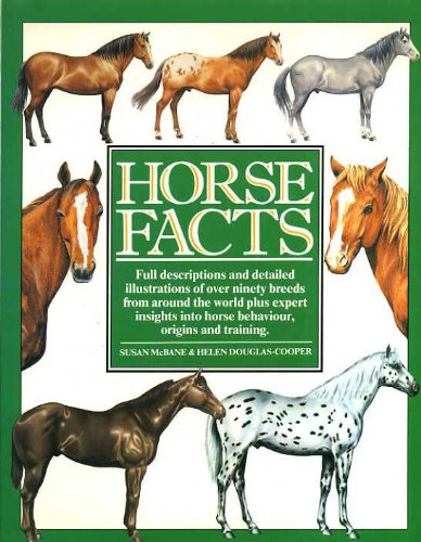 Horse Facts (009174671X) by Helen Douglas-Cooper; Susan McBane
