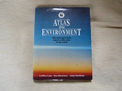 9780091747107: Atlas of the Environment