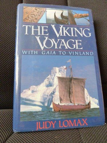 The Viking Voyage: JUDY LOMAX