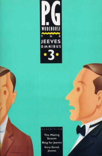 Jeeves Omnibus, No. 3: P G Wodehouse