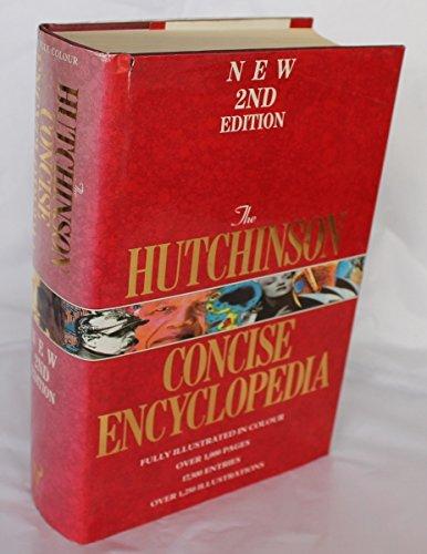 9780091748944: Hutchinson Concise Encyclopedia