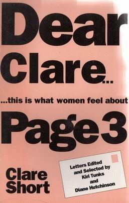 9780091749156: Dear Clare...This is What Women Feel About Page 3